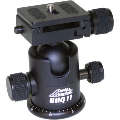 Davis & Sanford BHQ11 Medium Ballhead with Quick Release - BHQ11