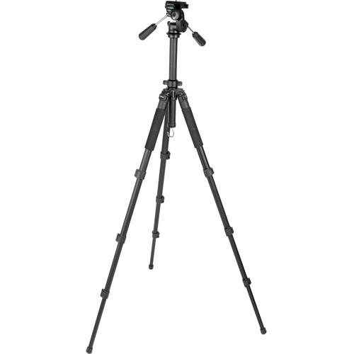 Davis & Sanford Vista Voyager Tripod with FZ10 3-Way VOYAGER3H