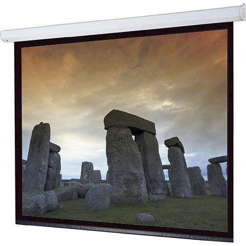 Draper 116364QL Targa Motorized Front Projection Screen 116364QL