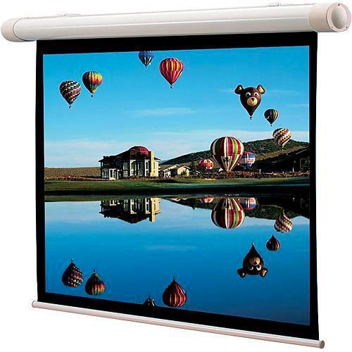 Draper 132187 Salara Motorized Front Projection Screen 132187