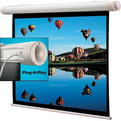 Draper 136202 Salara Plug & Play Motorized Projection 136202