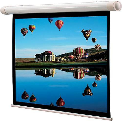 Draper 137125 Salara/M Manual Front Projection Screen 137125