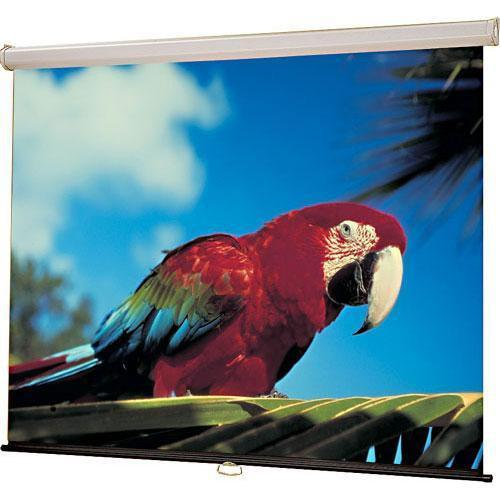 Draper 207187 Luma Manual Projection Screen with Auto 207187