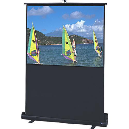 Draper 230137 Traveller Portable Front Projection Screen 230137