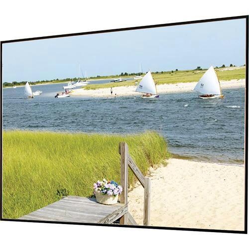 Draper 252199 Clarion Fixed Frame Front Projection Screen 252199