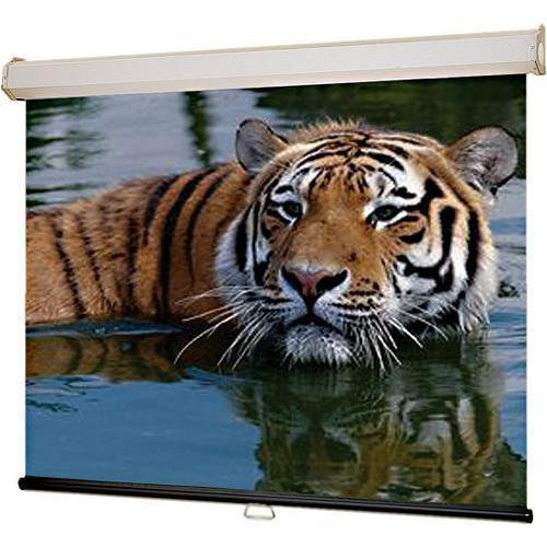 Draper Luma 2 Manual Front Projection Screen 206096