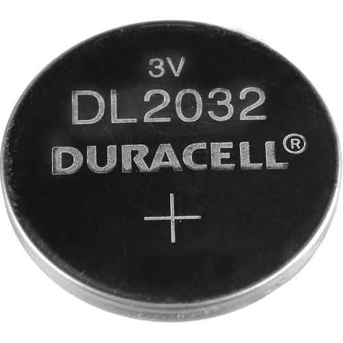 Duracell CR2032 3V Lithium Button Battery DL2032B
