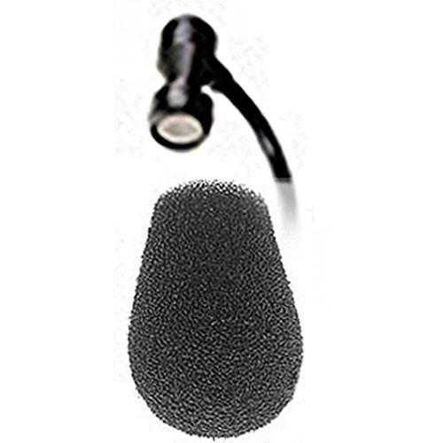 Earthworks PW1 Foam Teardrop Windscreen for Periscope PW1-BLACK