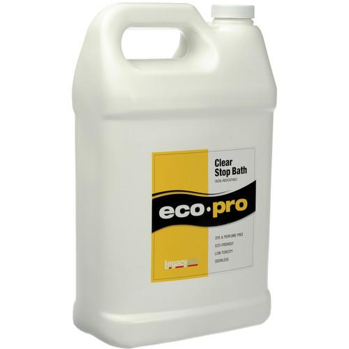 Eco Pro Clearstop Odorless Stop Bath (One Gallon) 1231333