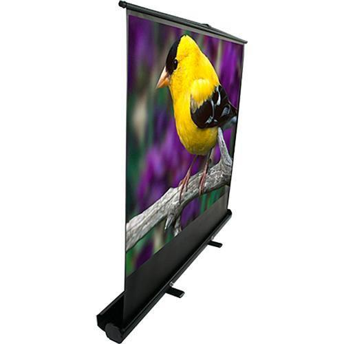 Elite Screens F74XWH1 ezCinema Plus Portable Front F74XWH1