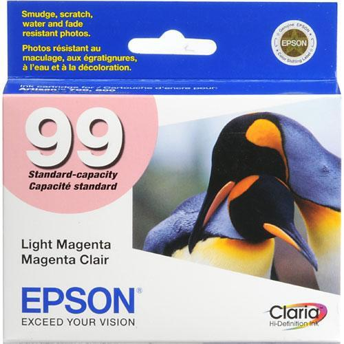 Epson  99 Light Magenta Ink Cartridge T099620