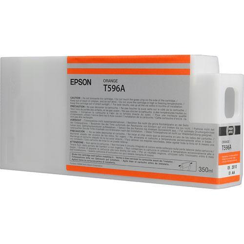 Epson T596A00 Ultrachrome HDR Ink Cartridge: Orange T596A00