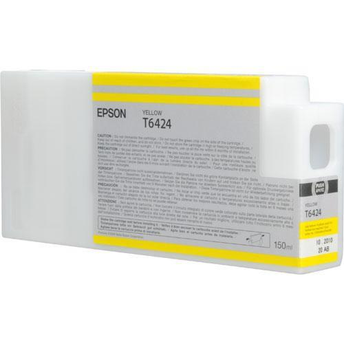 Epson T642400 Ultrachrome HDR Ink Cartridge: Yellow T642400
