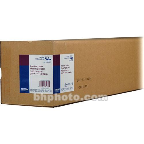 Epson Ultra Premium Luster Archival Photo Inkjet Paper