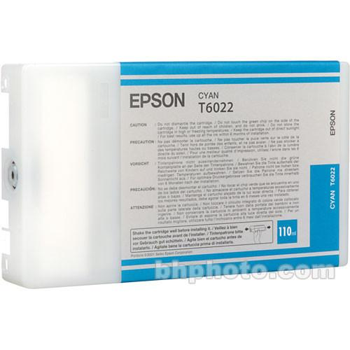 Epson UltraChrome Ink for 7880 & 9880: 110ml Cartridge Set