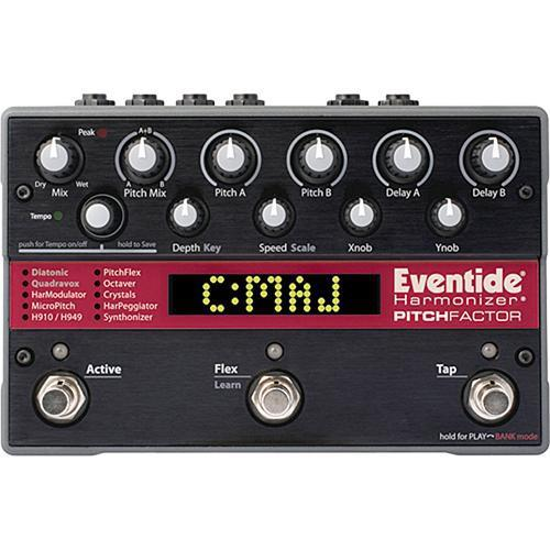 Eventide PitchFactor - Harmonizer and Effects Processor 1143-031
