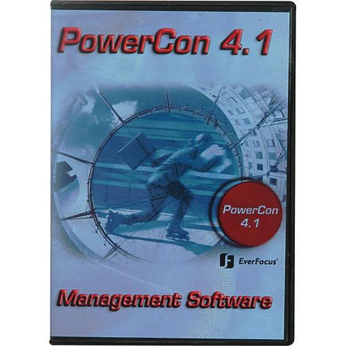 EverFocus PowerCon Pro Multi-Client Network License EDR-EPS-4S10
