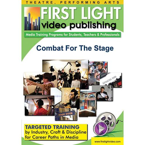 First Light Video DVD: Combat for the Stage with Raoul F976DVD