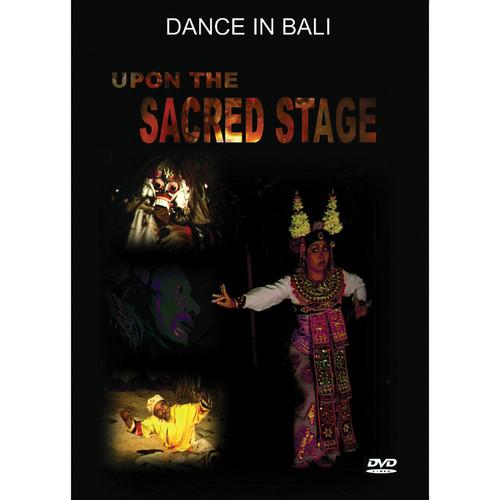 First Light Video DVD: Dance In Bali: Upon the Sacred F1153DVD