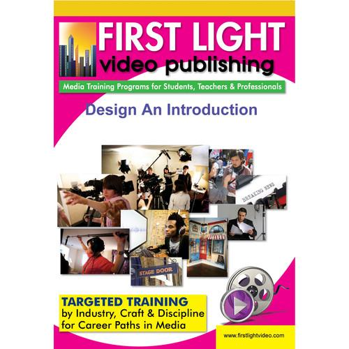 First Light Video DVD: Design An Introduction F716DVD