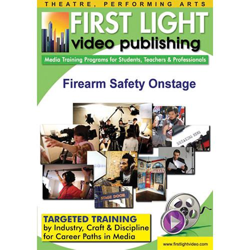 First Light Video DVD: Firearm Safety Onstage F651DVD