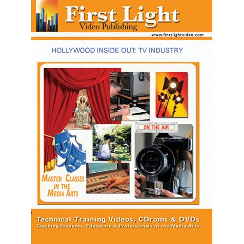 First Light Video DVD: Hollywood Inside Out: The TV F965DVD