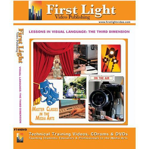 First Light Video DVD: Lessons in Visual Language: F749DVD