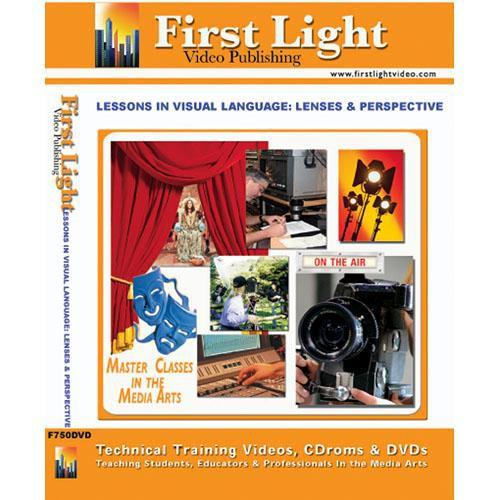 First Light Video DVD: Lessons in Visual Language: F750DVD