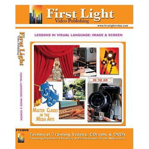 First Light Video DVD: Lessons In Visual Language: Image F753DVD
