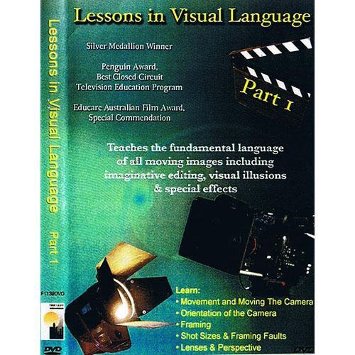 First Light Video DVD: Lessons in Visual Language: Part F1139DVD