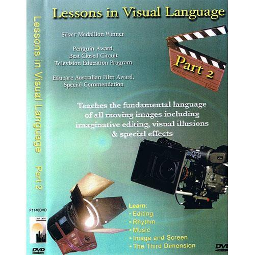 First Light Video DVD: Lessons in Visual Language: Part F1140DVD