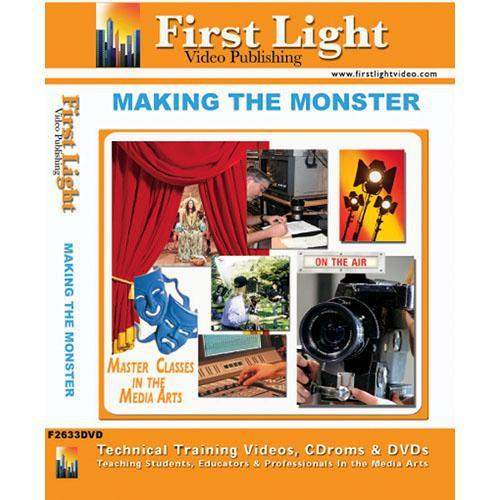 First Light Video DVD: Making The Monster - Special F2633DVD