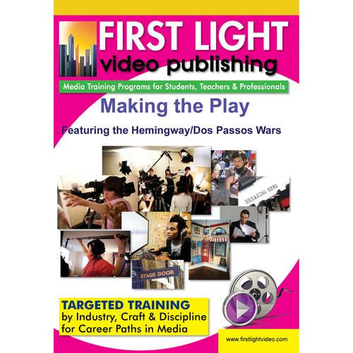 First Light Video  DVD: Making The Play F994DVD