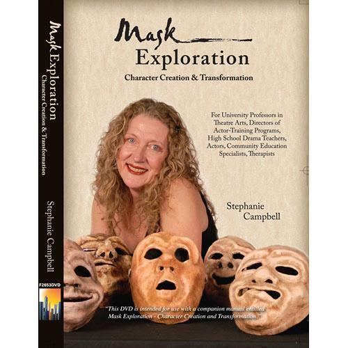 First Light Video DVD/Manual: Mask Exploration: F2653DVD