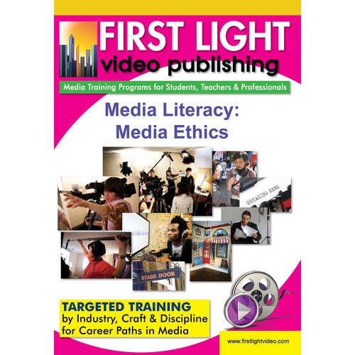First Light Video DVD: Media Literacy: Ethics F1134DVD