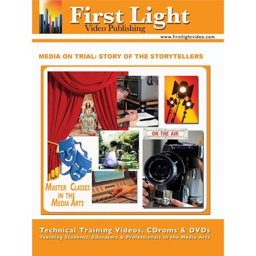 First Light Video DVD: Media On Trial: Story of F987DVD