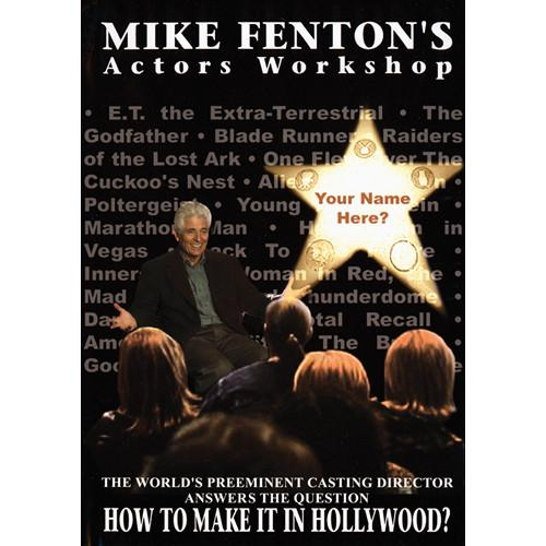 First Light Video DVD: Mike Fenton's Actors Workshop F1178DVD