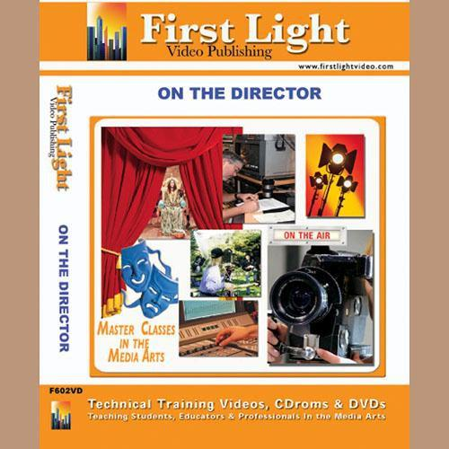 First Light Video DVD: On the Director by Ronald Neame F602DVD