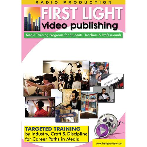 First Light Video DVD: Radio Drama with Shaun Mclaughlin F732DVD