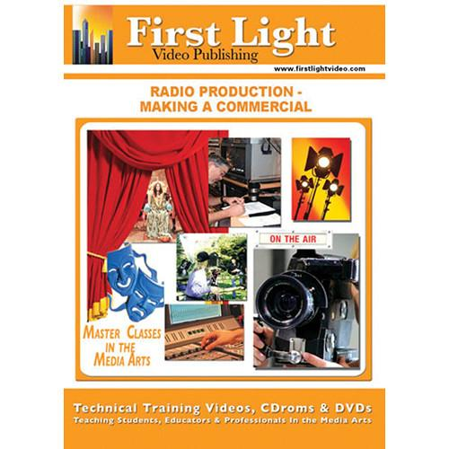 First Light Video DVD: Radio Production: Making A F733DVD
