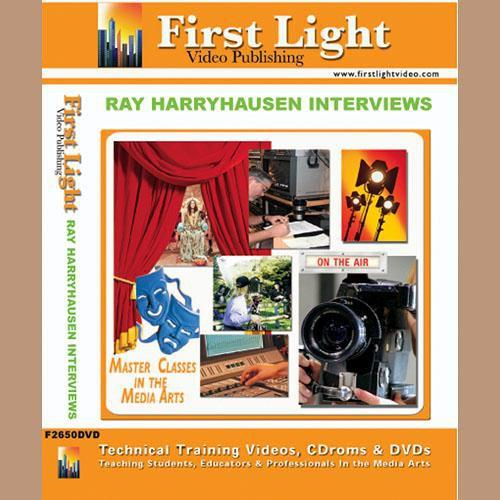 First Light Video DVD: Ray Harryhausen: The Master of F2650DVD