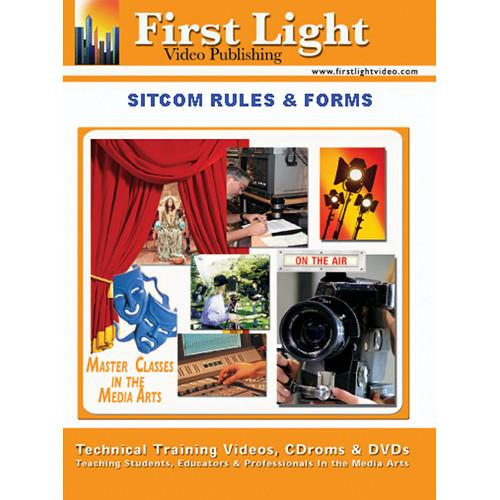 First Light Video DVD: Sitcoms Rules & Forms F793DVD