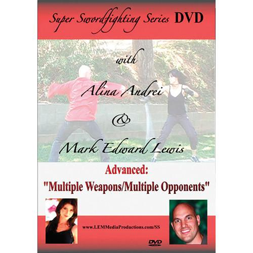 First Light Video DVD: Super Swordfighting Series: F2636DVD