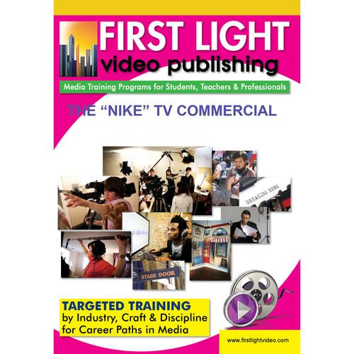 First Light Video DVD: The NIKE TV Commercial F962DVD