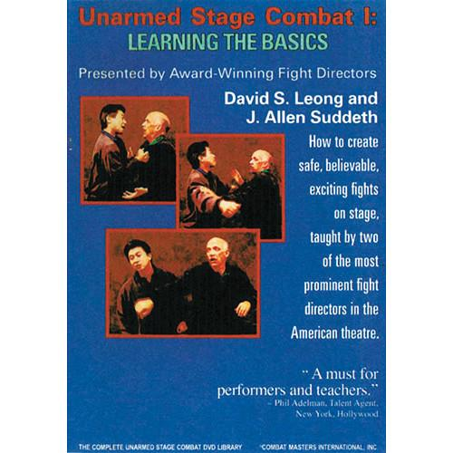 First Light Video DVD: Unarmed Stage Combat 1: Learning F1179DVD
