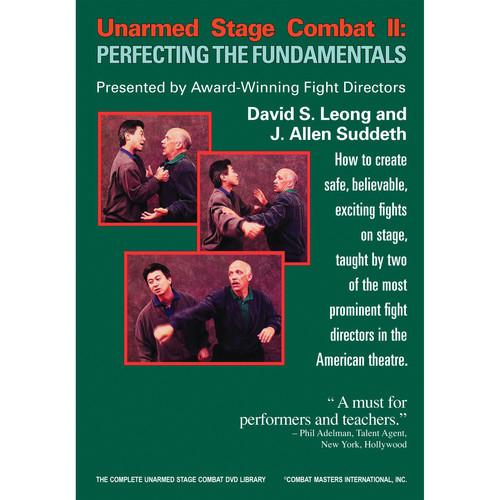 First Light Video DVD: Unarmed Stage Combat 2: F1180DVD