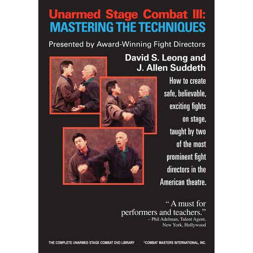 First Light Video DVD: Unarmed Stage Combat 3: F1181DVD