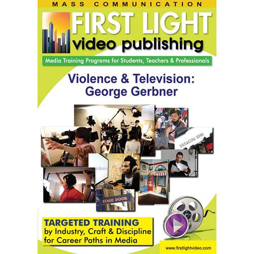 First Light Video DVD: Violence & Television: F2632DVD