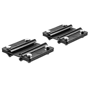 Foba RODOA Set of 2 Double Rail Connector Brackets F-RODOA