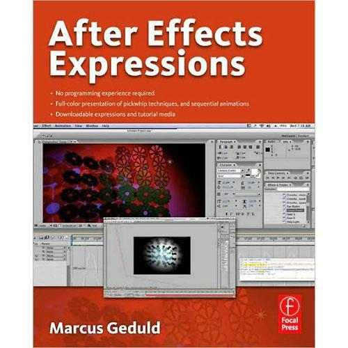Focal Press Book: After Effects Expressions by 9780240809366